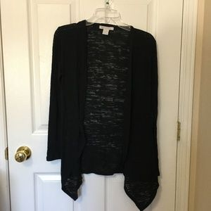 ⭐️ 2/$20 Charlotte Russe Burnout Sheer Cardigan